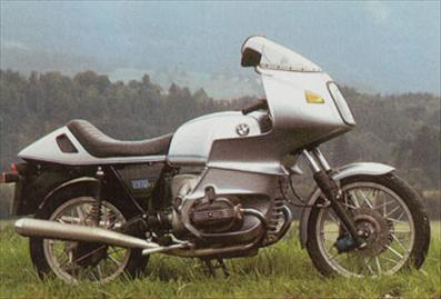 Bmw R100 Rs1000 Cc - 1976