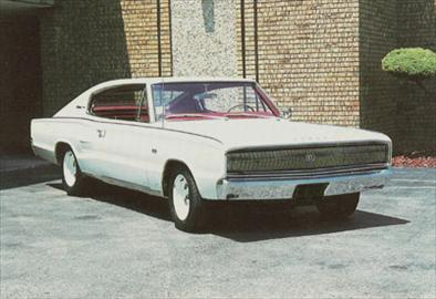 Dodge Charger - 1966-1967