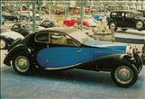 Bugatti Streamlined Coach - 1930-1934