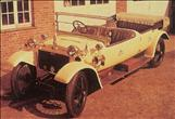 Lanchester 38hp - 1911-1917